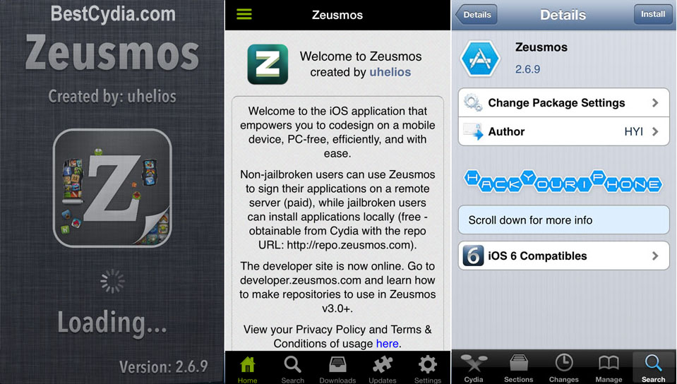 LocaliAPStore | Download Cydia for Best Free Cydia Apps and