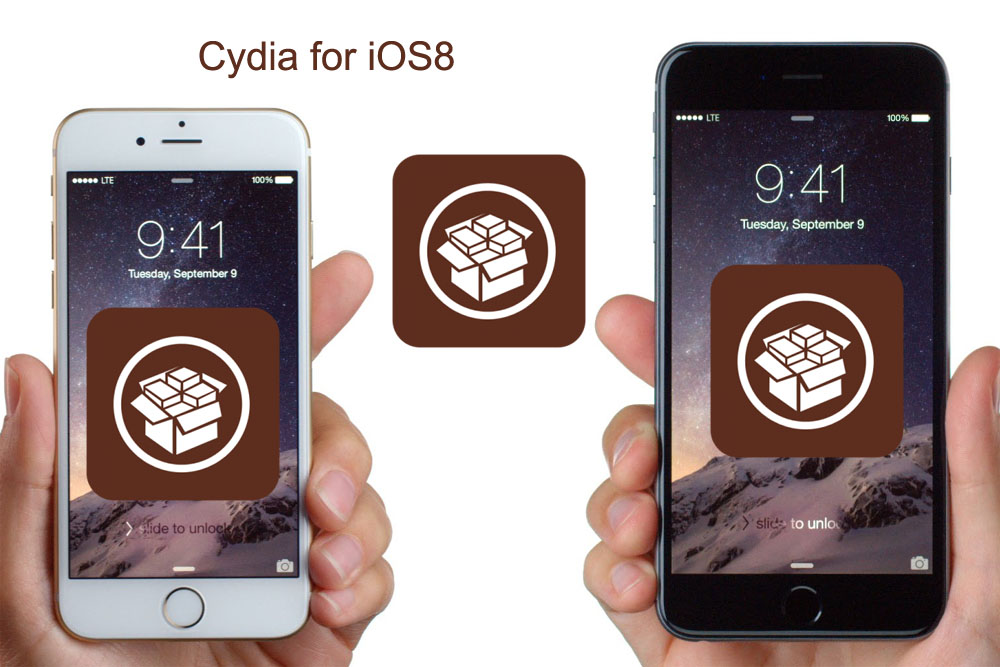 download Cydia for iOS 8